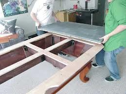 Pool table moves in Reno Nevada