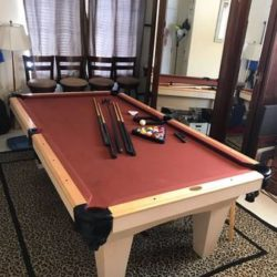 Connelly 8 ft Pool Table