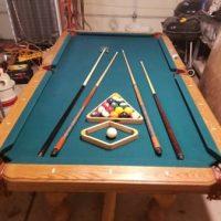 Olhausen Americana Pool Table