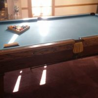 World Leisure Pool Table and Ping Pong Table