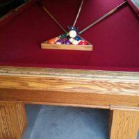 Olhausen Full Size Billiards Pool Table