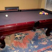 Pool Table 7ft Includes Ques and Acessories