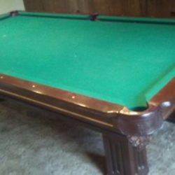 Connelly Pool Table 9ft