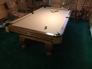 Global Pool Table