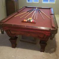 AMF Highland Pool Table