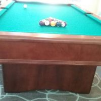 Olhausen York Slate Pool Table