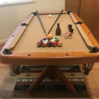 Custom Designed Game Table