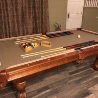 Brunswick Astoria Pool Table