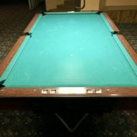 Brunswick Professional Gold Crown 3 Pool Table