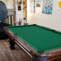 American Heritage Pool Table / Ping Pong Table