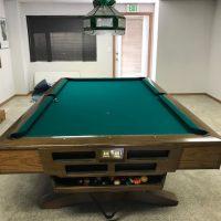 Brunswick Professional Pool Table 9 foot