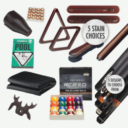 Accessories for Pool Tables