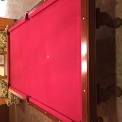 FREE 8' OLHAUSEN POOL TABLE!!!
